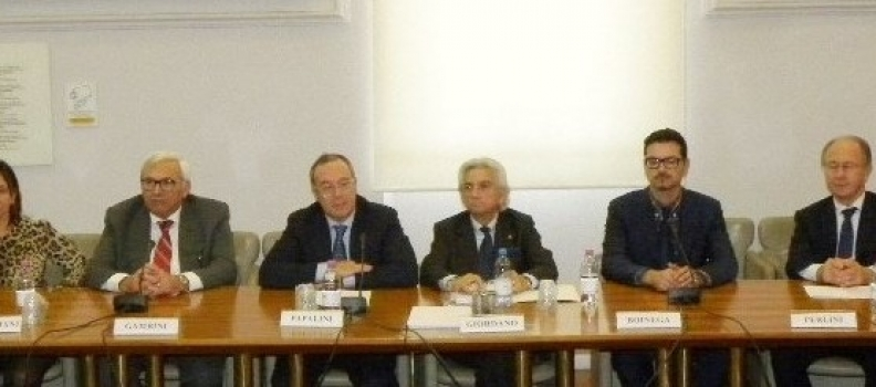 Il presidente Papalini presenta le linee programmatiche