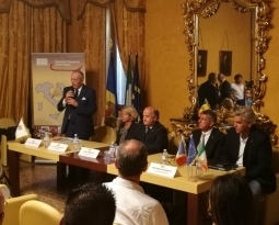Camera di commercio di Ascoli Piceno: visita dell'ambasciatrice d'Italia in Moldova